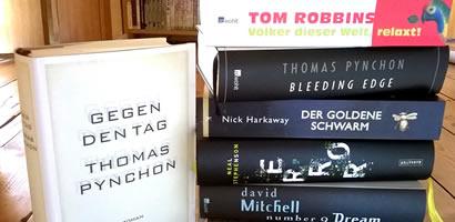 Abgedrehte Bücher