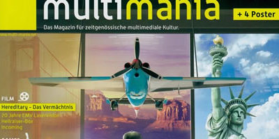 Rezension in Multimania