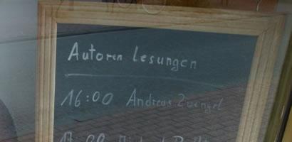 Lesung in Fechenheim