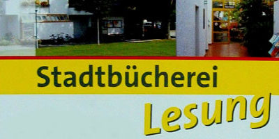 Lesung in Griesheim