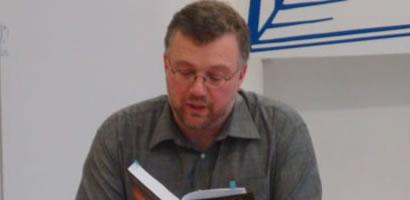 Lesung in Stockstadt am Rhein
