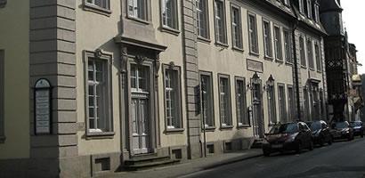 Lesung in Weilburg